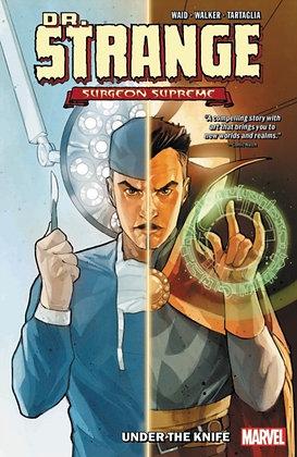 Dr. Strange, Surgeon Supreme Vol. 1: Under The Knife