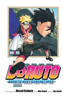Boruto : Naruto Next Generations Vol 4