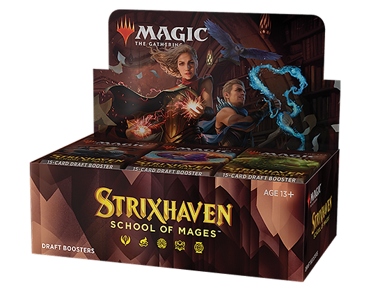 Magic the Gathering Strixhaven Sealed Booster Box