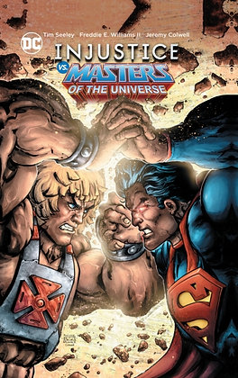 Injustice vs Masters of the Universe