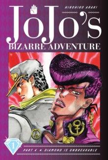 JoJo's Bizarre Adventure: Part 4 Diamond Is Unbreakable, Vol. 01