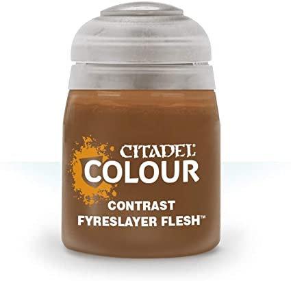 Contrast - Fyreslayer Flesh 18ml