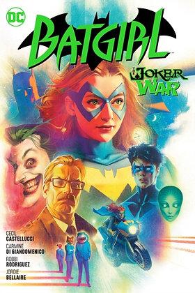 Batgirl (Rebirth) Vol 8 Joker War