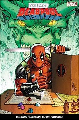 Deadpool, You are Deadpool