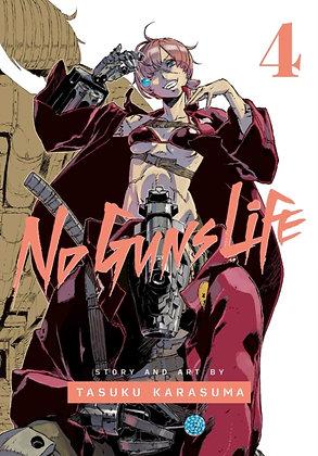 No Guns Life, Vol. 4