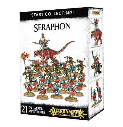 Age of Sigmar - Start Collecting - Seraphon