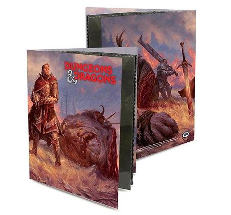 D&D Character Folio - Giant Killer