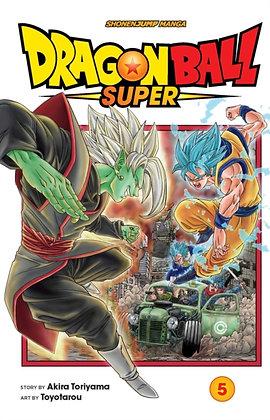 Dragon Ball Super Vol. 05