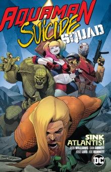 Aquaman Suicide Squad Sink Atlantis