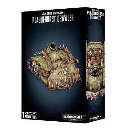 Death Guard - Plagueburst Crawler