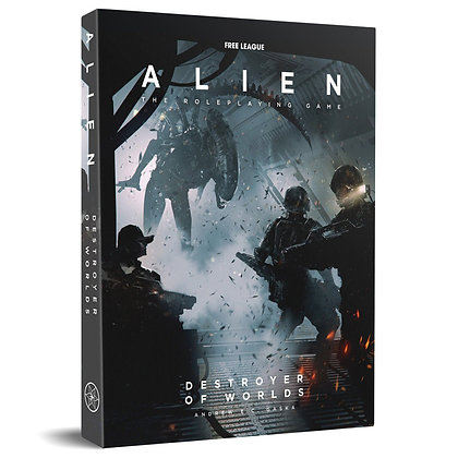 Alien - The Roleplaying Game - Destroyer of Worlds