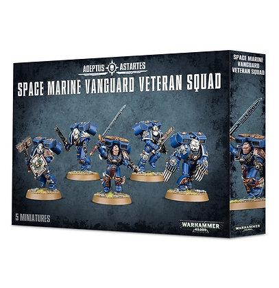 Space Marines - Vanguard Veteran Squad