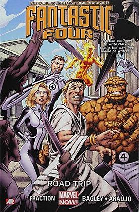 Fantastic Four Vol 2 - Road Trip