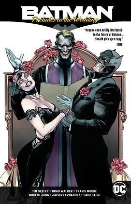 Batman Preludes to the Wedding