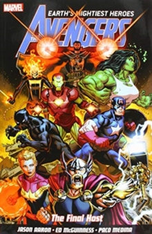 Avengers Vol 1 The Final Host