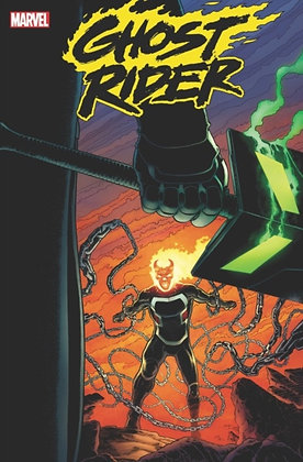 Ghost Rider (2019) Vol 2 - Hearts Of Darkness