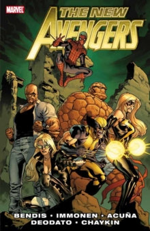 Avengers , New By Brian Michael Bendis Vol. 2