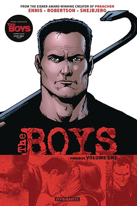 Boys, The. Vol 1 Omnibus