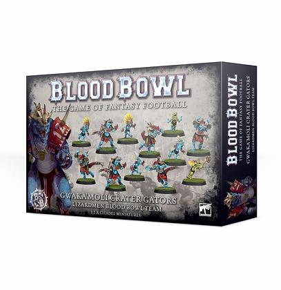 Blood Bowl Team - Lizardmen