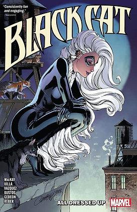 Black Cat Vol. 3 All Dressed Up