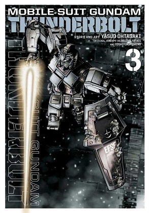 Mobile Suit Gundam Thunderbolt Vol 03