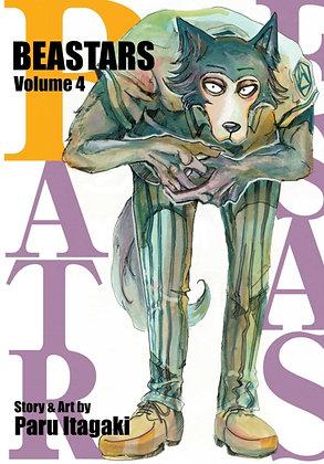 Beastars Vol 04