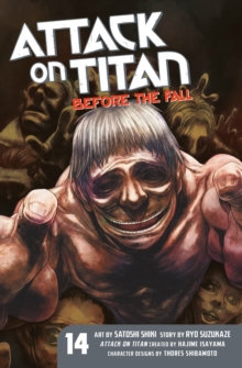 Attack On Titan - Before the Fall Vol 14