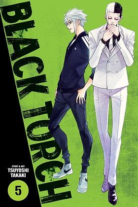 Black Torch Vol 5