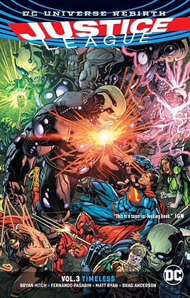 Justice League ( Rebirth ) Vol 03 - Timeless