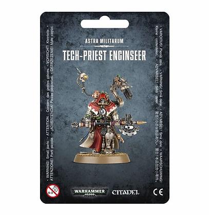 Astra Militarum - Tech Priest Enginseer