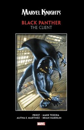 Black Panther The Client - Marvel Knights