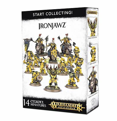 Age of Sigmar - Start Collecting - Ironjawz