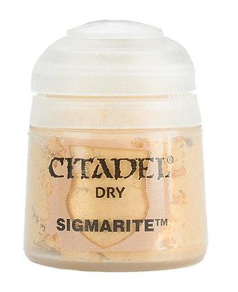 Dry - Sigmarite 12ml