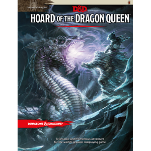 Books - Dungeons & Dragons Hoard of the Dragon Queen