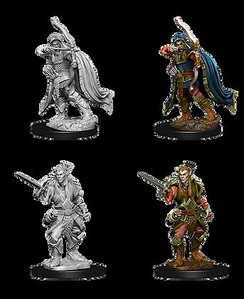 Elf Rogue ( Male ) - D&D Nolzurs Marvelous Miniatures
