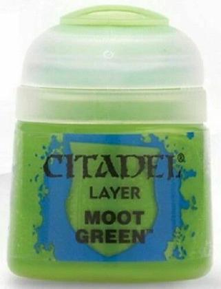Layer - Moot Green 12ml