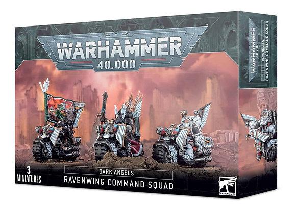Dark Angels - Ravenwing Command Squad