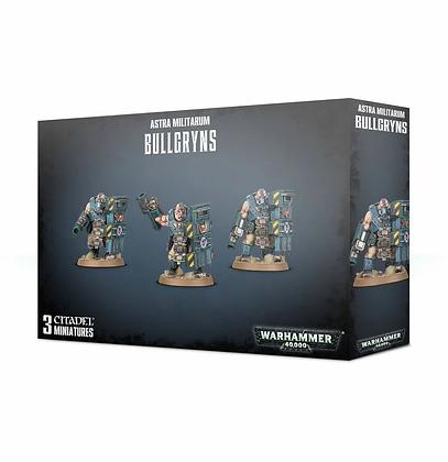 Astra Militarum - Bullgryns
