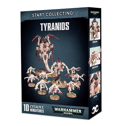 Start Collecting - Tyranids