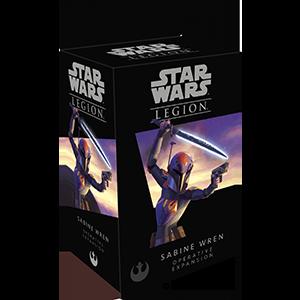Star Wars Legion - Rebel - Sabine Wren Operative Expansion