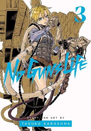 No Guns Life, Vol. 03