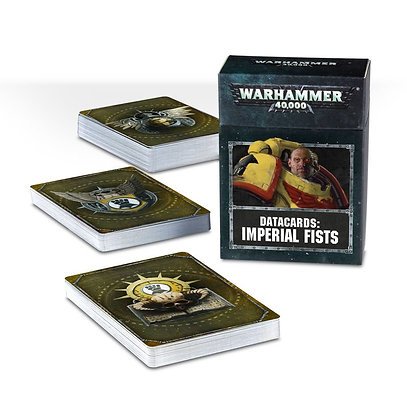 Datacards - Imperial Fists
