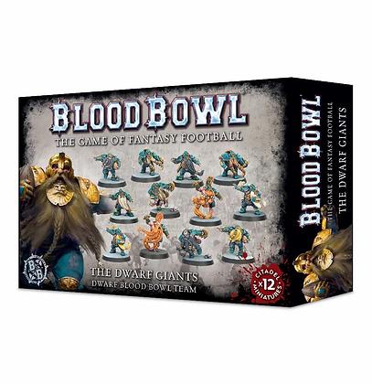 Blood Bowl Team - Dwarf