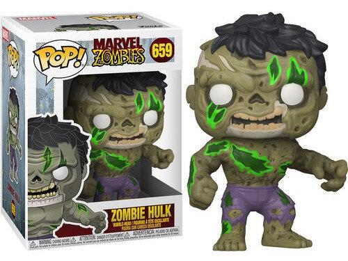 Funko Pop Marvel Zombies - Zombie Hulk