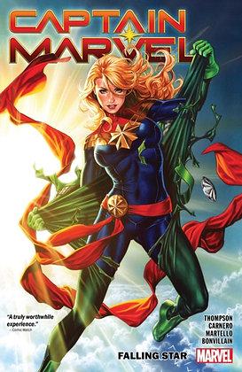 Captain Marvel Vol 2 - Falling Star