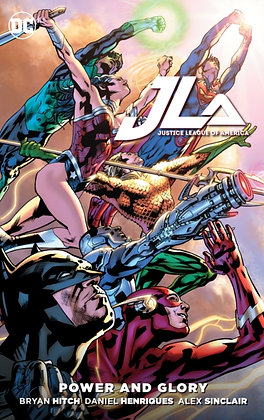 JLA : Justice League of America - Power and Glory