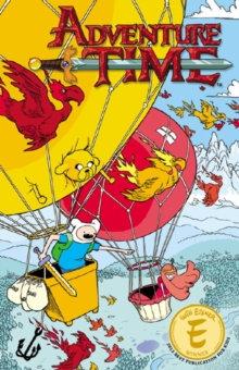 Adventure Time Vol 04