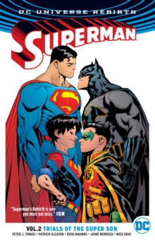 Superman (Rebirth) Vol 2 Full House