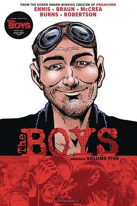 Boys, The. Vol 5 Omnibus