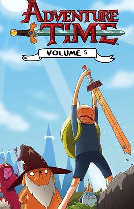 Adventure Time Vol 05